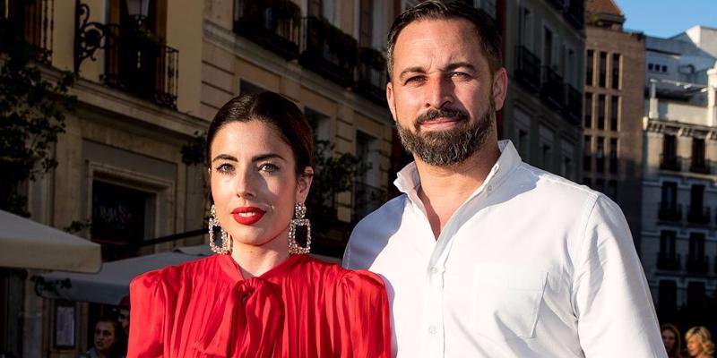 Lidia Bedman escribe una romántica carta a Santiago Abascal y consigue su récord de likes