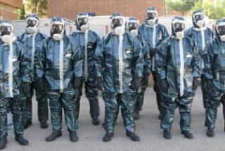 La Guardia Civil y la Policía Nacional exigen al Gobierno Sánchez 'menos ruedas de prensa y más kits anti coronavirus'