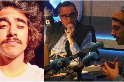 """El hijo de Carlos Herrera inaugura su programa en la radio: """"Entiendo que piensen que estoy aquí por mis padres"""""""