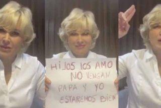 La alcaldesa de Guayaquil que impidió el aterrizaje de Iberia da positivo por coronavirus y las redes explotan en su contra