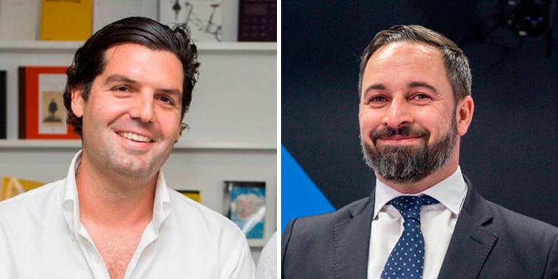 Vox podrá llevar a los juzgados a Alejandro Betancourt, el empresario chavista detrás de Hawkers