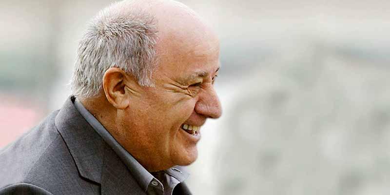 Amancio Ortega mata de envidia a los marqueses: gana más de 5 mil millones en minutos y sigue trabajando contra el coronavirus