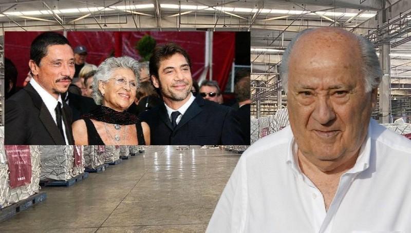 Aterriza en Zaragoza un avión con 1,4 millones de mascarillas donadas por Amancio Ortega, que junto con las que han donado Podemos y la familia Bardem suman 1,4 millones