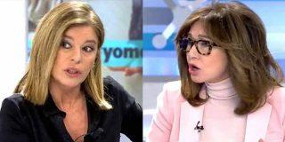 Ana Rosa 'explota' contra la manipulación de Palomera y su intento fallido de exculpar a Sánchez ante la crisis del coronavirus