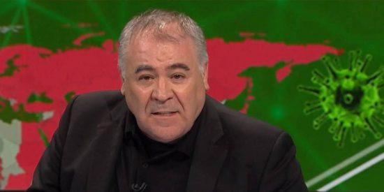 García Ferreras pide en LaSexta la dimisión del Gobierno, por no reconocer ni un solo error en la gestión