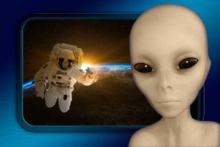 Chiste: el del astronauta, el médico y la vida inteligente