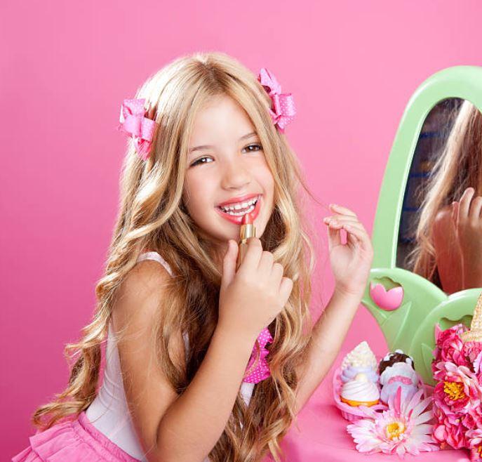 labial barbie Mac