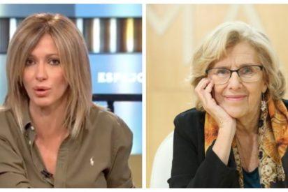 Coronavirus: Susanna Griso se 'contagia' de fake news y suelta un bulo sobre Carmena