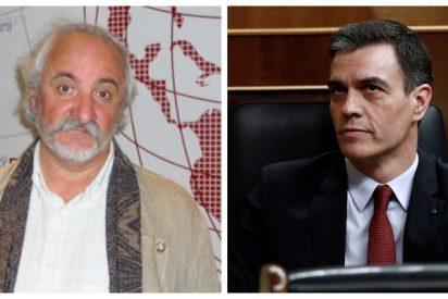 """Ruiz-Quintano despelleja al 'dictador' Sánchez y su tropa comunista: """"Es la tercera dictadura en un siglo"""""""