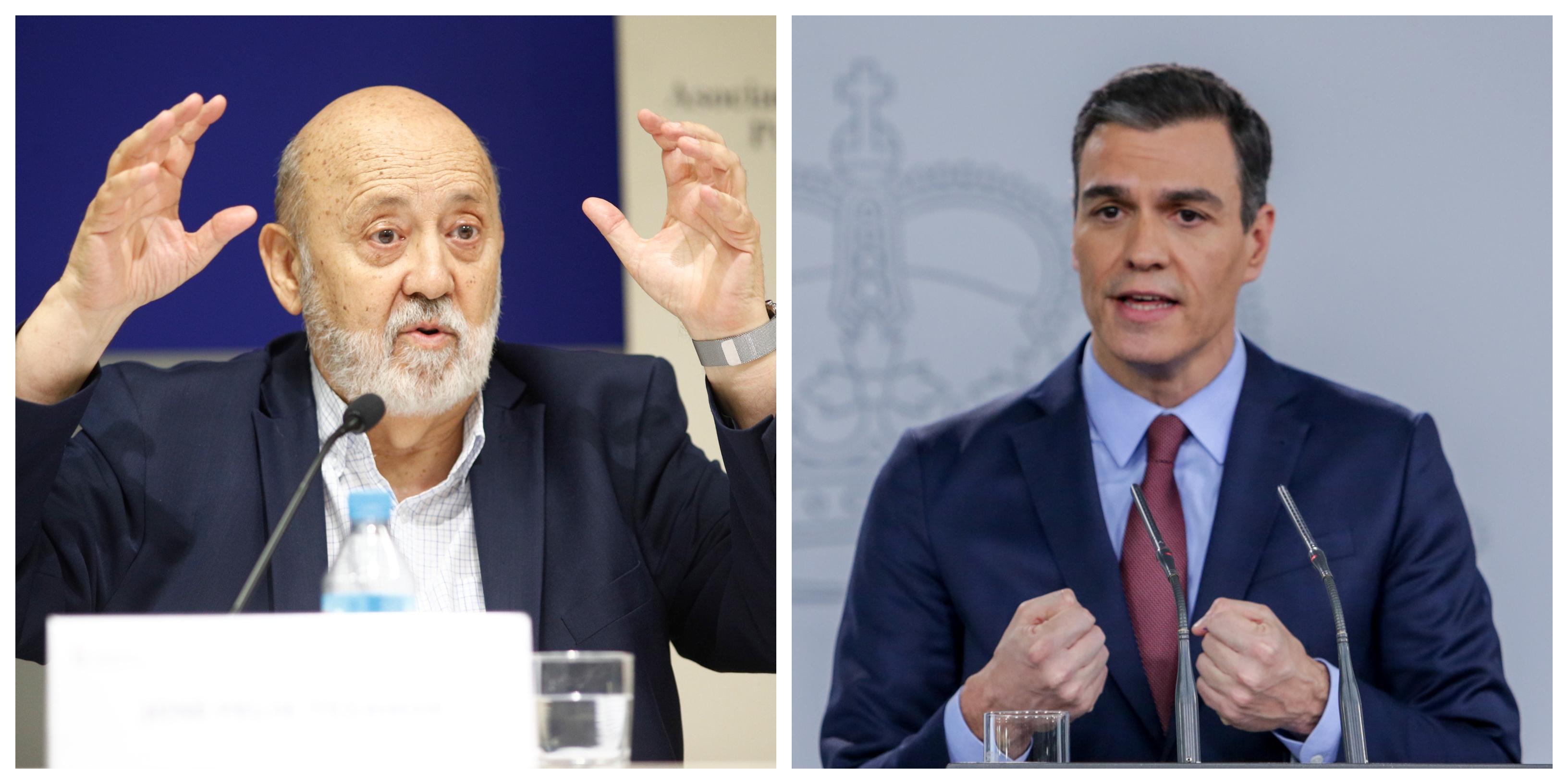 ¡Qué lamentable, Tezanos! El inoportuno CIS para salvar la cara a Sánchez en el día que España supera a China en muertos por coronavirus