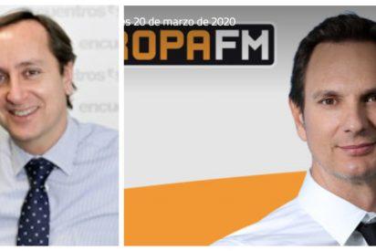 """Carlos Cuesta: """"Pedro Sánchez y Pablo Iglesias se saltan la cuarentena mientras los españoles confinados cerramos negocios y vamos a la quiebra"""""""
