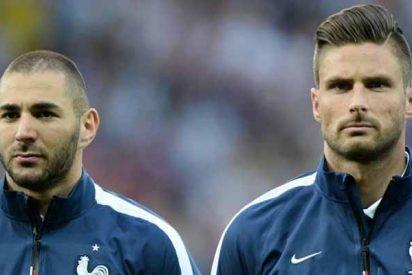 """Benzema no supera su alejamiento de Francia y arremete contra Giroud: """"No confundas un Fórmula 1 con un kart"""""""