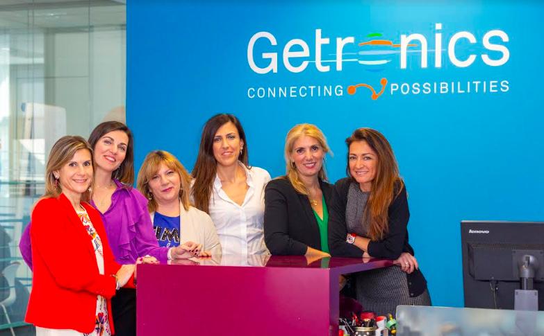 Getronics España apuesta por impulsar a la mujer como motor de cambio