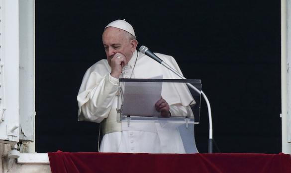El nuevo miedo del Papa: el Coronavirus llega al Vaticano