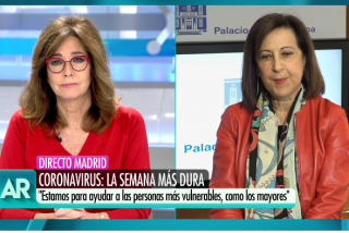 Margarita Robles tilda de
