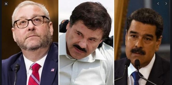 El fiscal de EEUU que venció a 'El Chapo Guzman', ahora tras la cabeza de Maduro y la cúpula chavista