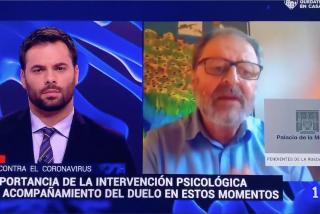TVE da cancha a un 'psicólogo' para desprestigiar a Ayuso, pero ocultan que es concejal de Más Madrid