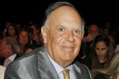 Muere Carlos Falcó, marqués de Griñón, víctima del coronavirus a los 83 años
