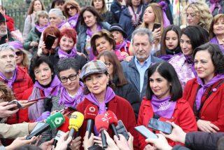 El nuevo vídeo que demuestra que PSOE y Podemos sí veían riesgo de contagio el 8M: