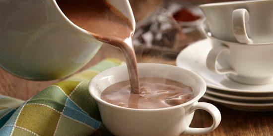 Cómo preparar un buen chocolate caliente