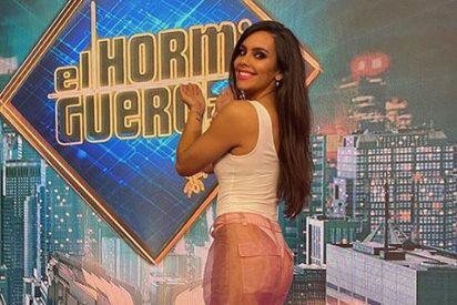 La obsesión de Cristina Pedroche: en tres días se ha desnudado en redes y en TV, y eso que no había campanadas
