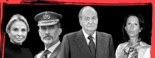 El Rey Felipe VI renuncia a la herencia de su padre y deja a Don Juan Carlos sin un euro oficial