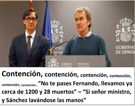 """Manuel del Rosal: """"¡Contención! Mantra contra el coronavirus"""""""