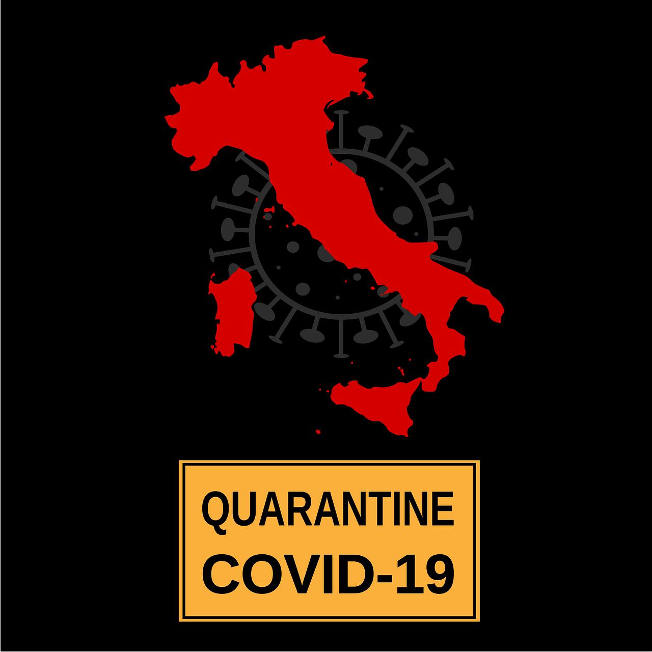 """Saqueos y algaradas contra la cuarentena en el sur de Italia: """"Está en riesgo el orden democrático"""""""