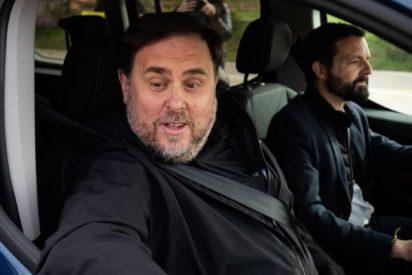 Quim Torra aprovechará la excusa del coronavirus para mandar a casa a Oriol Junqueras y al resto de golpistas