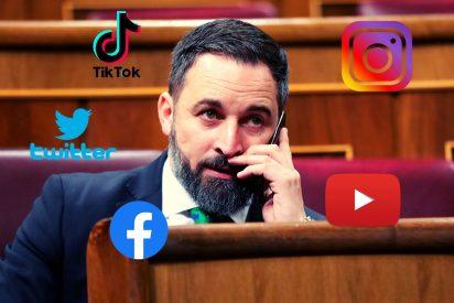 ¡Cuidado progres! VOX machaca a la izquierda en TikTok, la red social de los más jóvenes