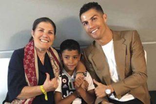 Hospitalizan de urgencia a la madre de Cristiano Ronaldo tras sufrir un accidente cerebrovascular