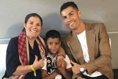 Cristiano Ronaldo: la madre de la estrella, ingresada de urgencia tras sufrir un ictus cerebral
