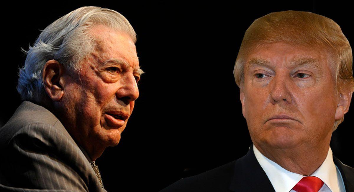 China, en 'guerra' con Vargas Llosa y con Donald Trump por culpa del coronavirus