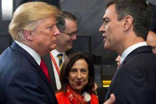 Coronavirus: Trump tendrá un fondo de emergencia de 8,000 millones y 'la momia' Sánchez sin mover un dedo