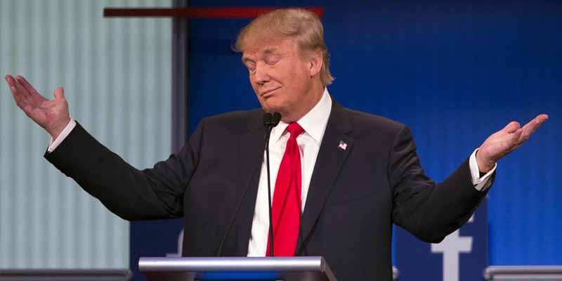 """La cizaña de Trump por el abandono de Pete Buttigieg en las presidenciales: """"Lo hace para sacar a Biden del juego"""""""
