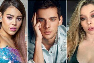Así eran los actores de 'Élite' hace unos años, ¿serías capaz de reconocerlos?