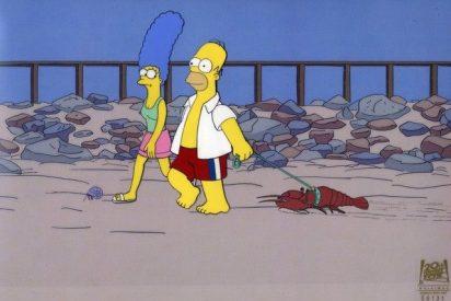 'Tenacitas': La predicción de Los Simpsons que se ha convertido en realidad en Bilbao