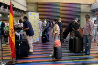 Coronavirus: España lidera la 'operación de rescate' para sacar a 365 turistas atrapados en Venezuela