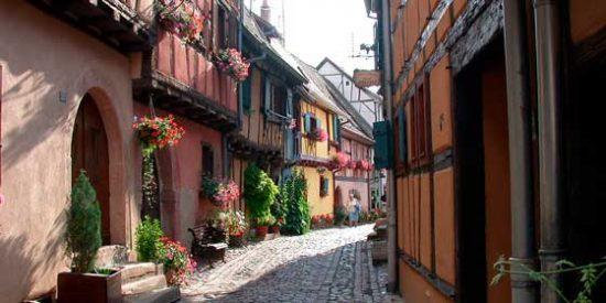 Los diez Pueblos más bellos de Francia