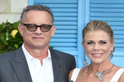Coronavirus en Hollywood: Tom Hanks y su esposa dan positivo en 'peste china'