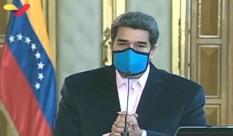 EEUU acusa al chavista Maduro de narcotráfico y ofrece una recompensa de 15 millones por su captura
