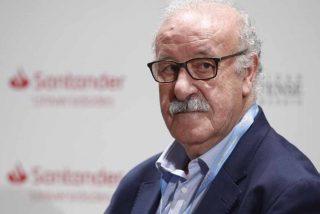 Vicente del Bosque ahora confiesa a los de la SER que Pedro Sánchez le llamó para ficharle