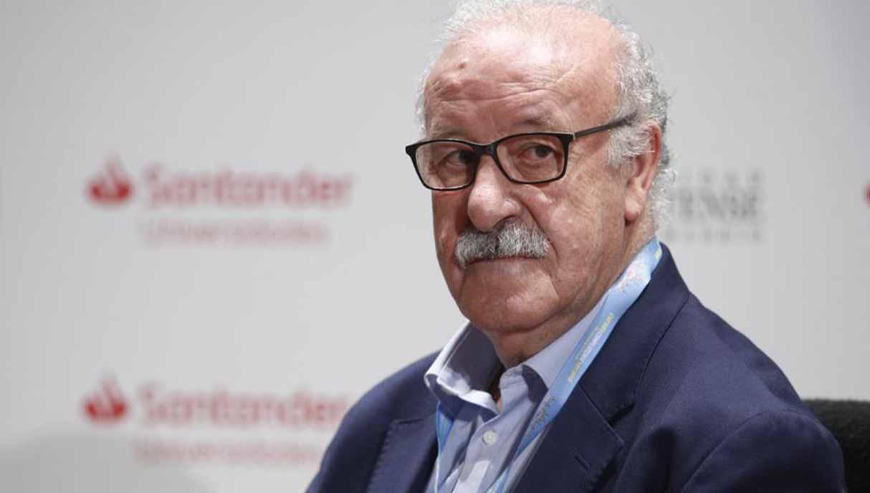 """El misterioso palo de Del Bosque a una leyenda del deporte español: """"Se quejan de la gestión del coronavirus quienes tributan fuera"""""""