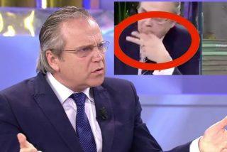 Pillan al socialista Carmona 'ordenando' en Telecinco que se corte a Enrique López, consejero popular de Madrid, y dice que todo es manipulación