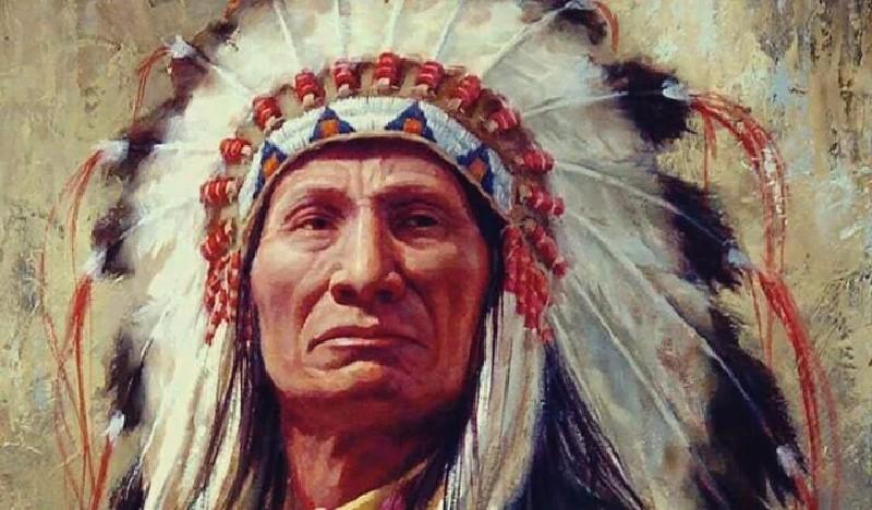 Chiste: el de los indios que atacan el fuerte