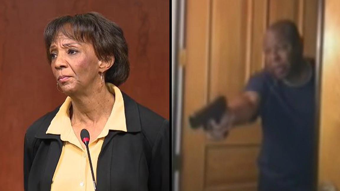 'Te pego un tiro': el marido de la fiscal de distrito de Los Ángeles apunta con su pistola a los activistas de Black Lives Matter
