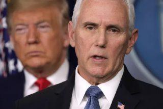 Mike Pence rechaza traicionar a Trump y descarta invocar la Enmienda 25