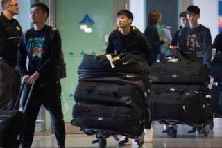 El equipo de fútbol de Wuhan escapa del coronavirus por segunda vez, ahora huye de España