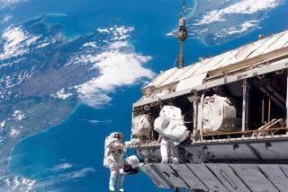 Turismo estelar: tres viajeros pasarán una semana en la Estación Espacial en 2021