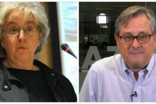 Soledad Gallego-Díaz (El País) halla en Francisco Marhuenda (La Razón) al tonto útil para salvar juntos la cara del inepto Pedro Sánchez